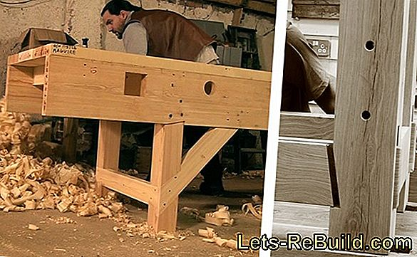 Build Your Own Workbench » This Is How It Works Out Of Wood