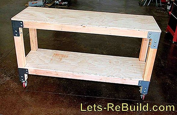 Build Your Own Workbench » This Is How It Works With Metal