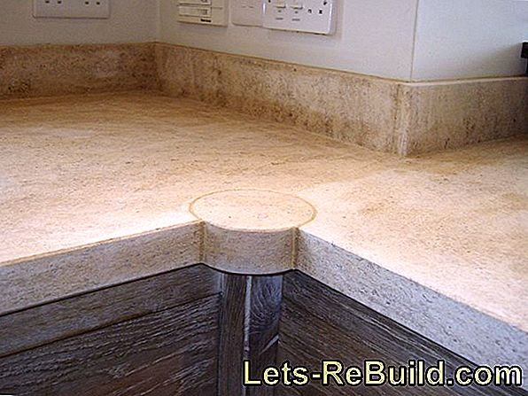 Milling The Kitchen Worktop » How To Do It Right