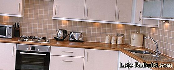 Replacing The Kitchen Worktop » That'S How It Works
