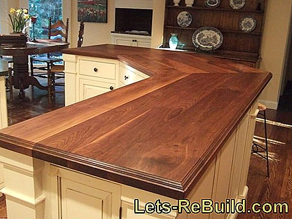 Oil Kitchen Worktop » Instructions In 3 Steps