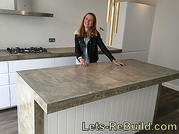 Polishing The Kitchen Worktop » These Methods Are There