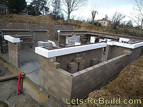 Pose De Blocs De Béton » Instructions En 4 Étapes