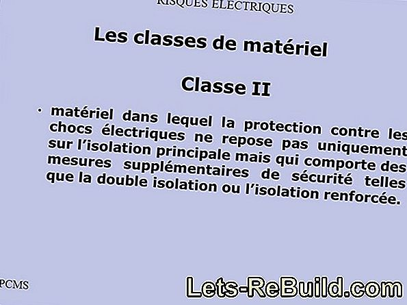 Classes de protection contre la corrosion: spécifications DIN