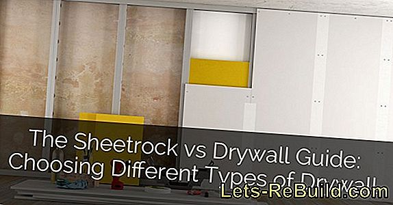 Drywall double-planked - Una guida