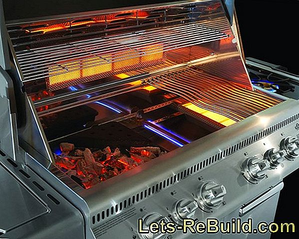 Gas Grill - Barbecue Met Gas Op Gasbarbecues
