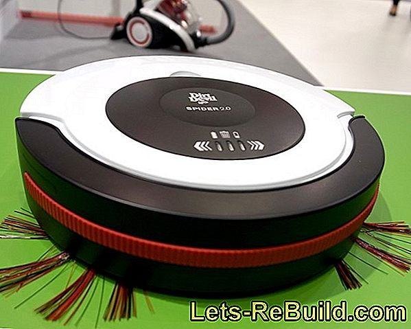 Dirt Devil Suction Robot Spider 2.0 im