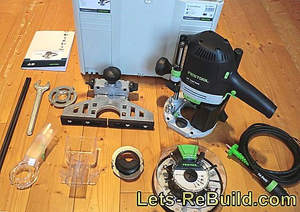 Produkttest - Festool Trådlös Drill TXS Li 2,6-Set