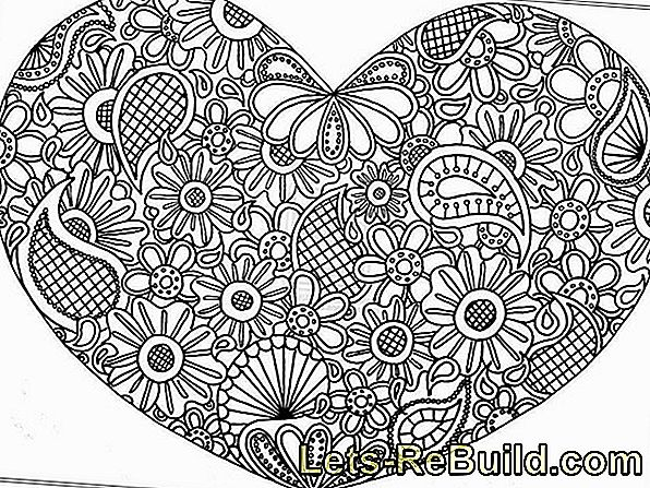 Alla Hjärtans Dag Coloring Pages