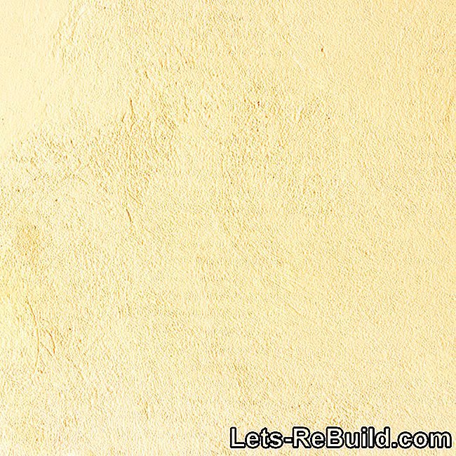 Lime plaster: Guide