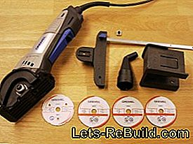 Dremel DSM20: Unboxing and first impression: dremel