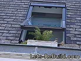 Improve thermal insulation through new roof windows: insulation