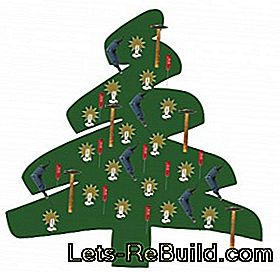 Gift for home improvement: Christmas tree