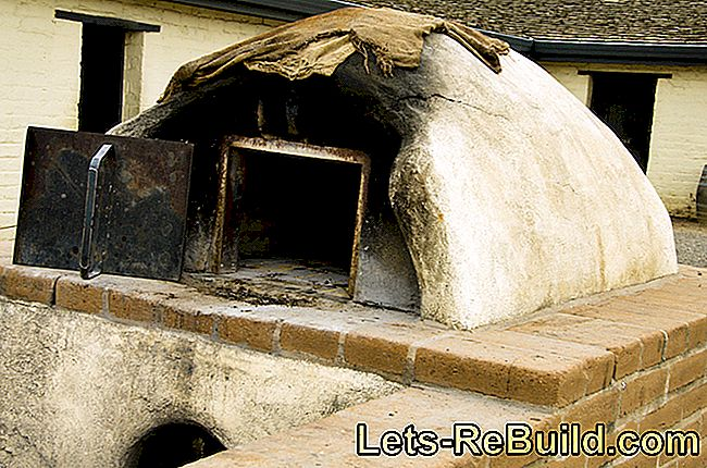 Building a clay kiln - Instructions for clay kiln construction