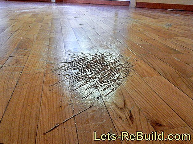 Scratches In The Parquet » How To Improve It