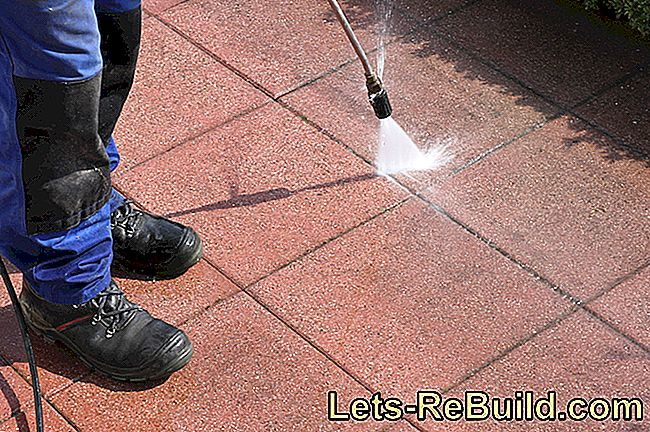Clean And Seal Sidewalk Tiles » That'S How It'S Done