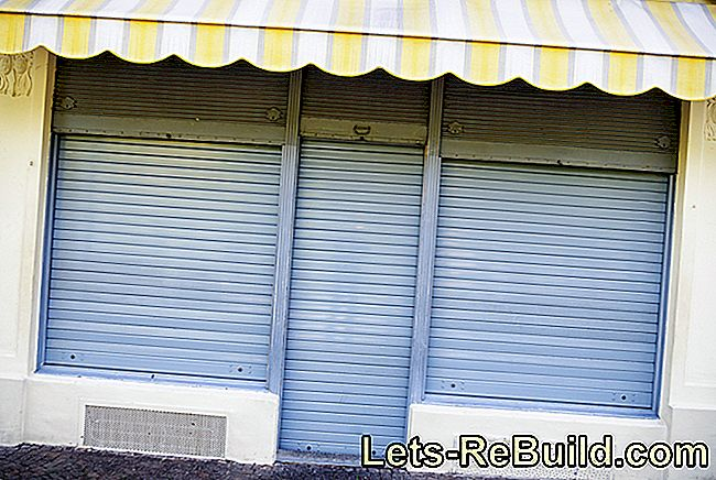 Calculate The Length Of The Roller Shutter Belt » That'S How It Works