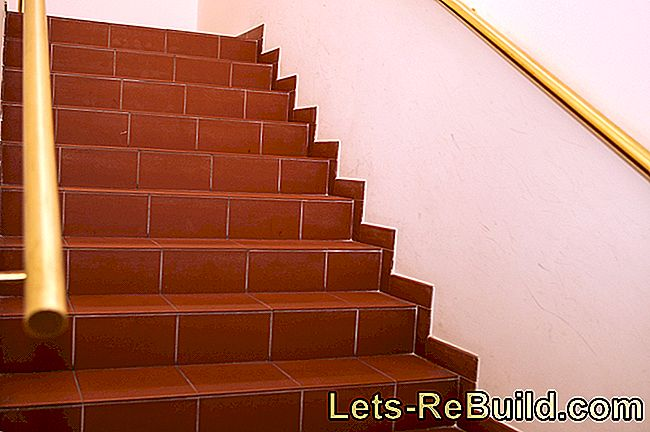 Staircase Made Of Tiles » Advantages, Claims & More