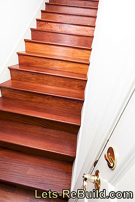 The Wooden Stair Creaks » Causes And Measures