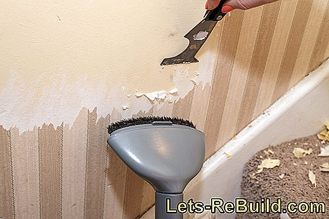 Remove Wallpaper With The Steam Cleaner » That'S How It Works