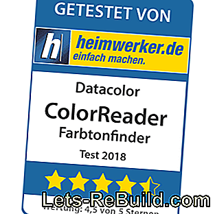 De ColorReader van Datacolor in de test: ColorReader