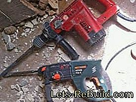 Impact drill and hammer drill: chuck