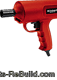 Impact wrench comparison 2018: wrench