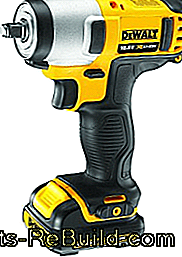 Impact wrench comparison 2018: 2018