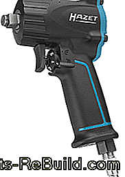 Impact wrench comparison 2018: impact