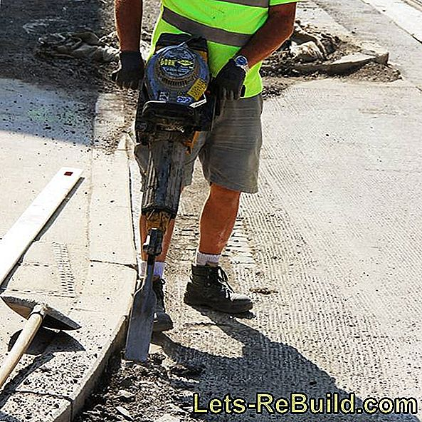 Jackhammer and pneumatic hammer: function and use: function