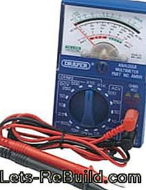 Multimeter Jämförelse 2018: multimeter