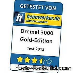 Product Test - Dremel 3000 Gold Edition: dremel