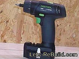 Toote test - Festool akupuur TXS Li 2,6-Set: test