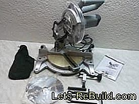 Product test: Mannesmann miter saw M12840: m12840