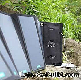 Solar charger comparison 2018: power