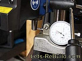 Bench drill from Scheppach in the test: bench