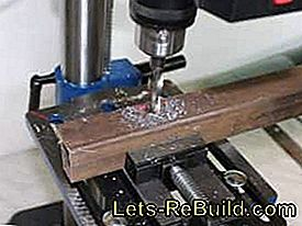 Bench drill from Scheppach in the test: test