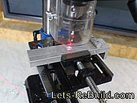 Bench drill from Scheppach in the test: drill