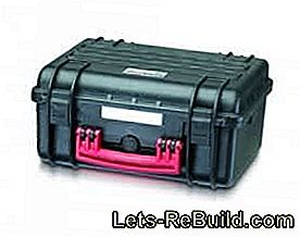 Tool case Test: Tool boxes for your tools: your