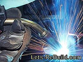 Welding process: How do I weld?: welding