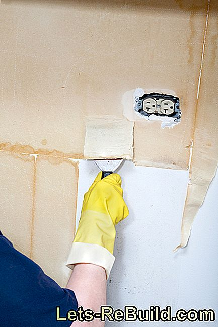 Wallpapering » The Right Wall Preparation