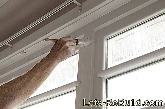Paint Wooden Windows » Instructions In 5 Steps