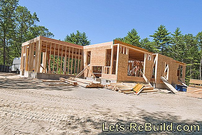Timber Stand Construction As Prefabricated House » One Should Pay Attention To This