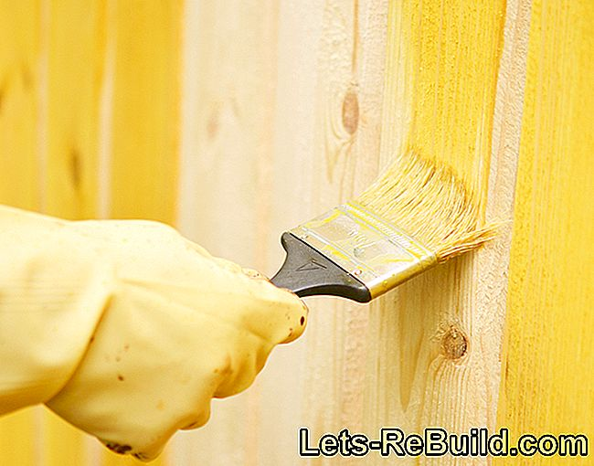 Paint Wooden House » How And How?